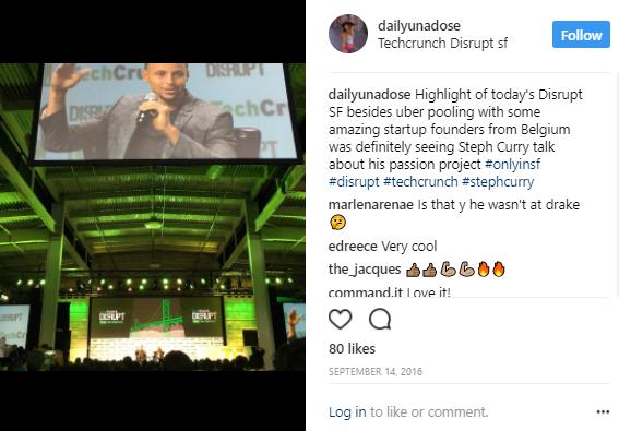 promote event on instagram