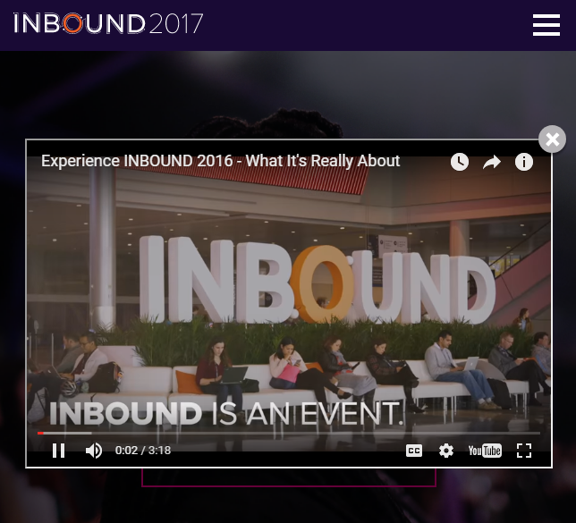 promote event inbound example
