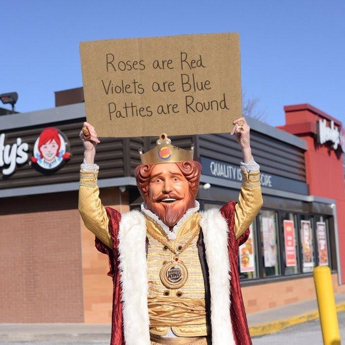 Burger King Memes