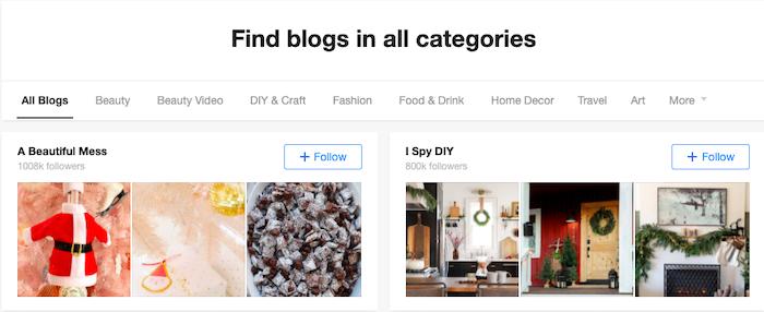 Google Reader alternatives Bloglovin