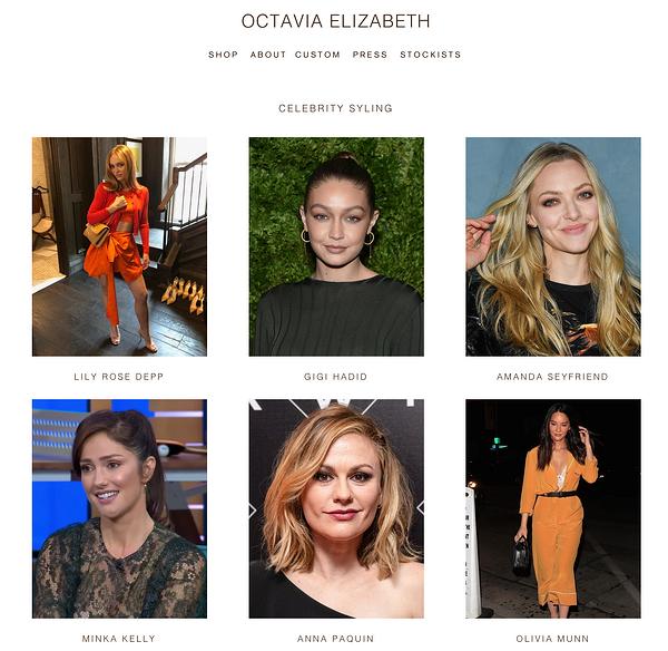 Octavia Elizabeth niche marketing