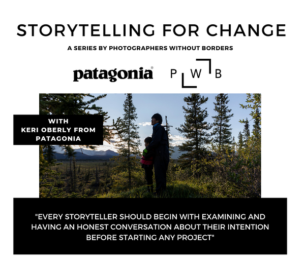 Photographers without borders niche marketing strategy