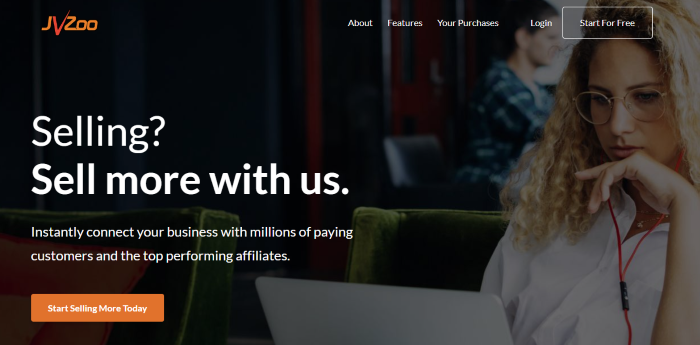 Top Affiliate Networks JVZoo