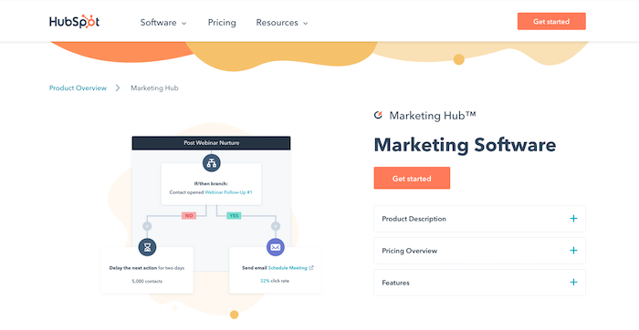hubspot bootstrapped company tools