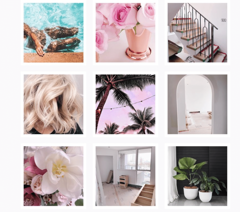 @her.styling white square borders aesthetic