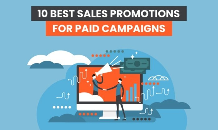 10 sales promotions for paid ppc campaigns