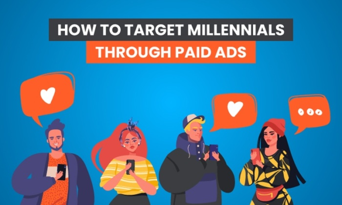 How to Target Millennials Through Paid Ads