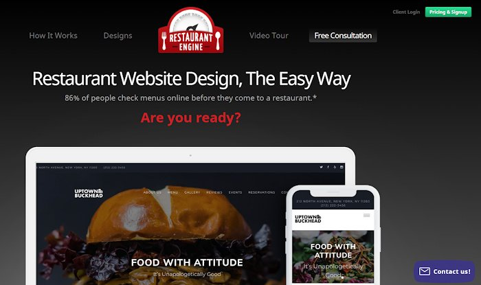 Examples of Productized Services - Website Design