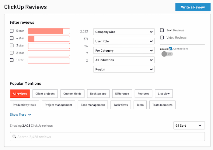 Review Sites to Earn More Customer Reviews  - G2 Crowd