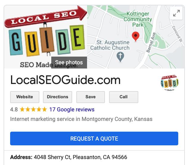 Local SEO Guide Kansas