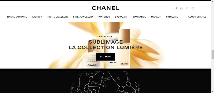 How to Use Color Psychology to Drive Conversions - Black Means Elegance and Luxury