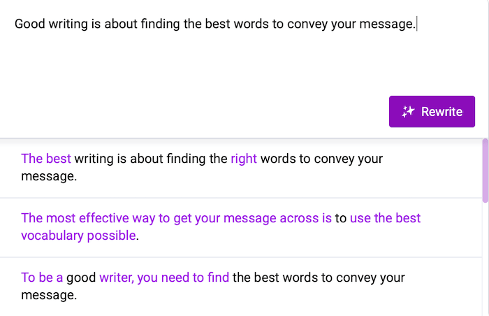 AI Copywriting Tools for Content Creation - Wordtune