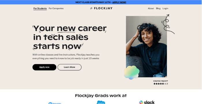Coding Bootcamps for Digital Marketers  - Flockjay
