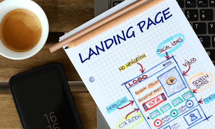 Landing Page: What is it, Examples, Tips & Best Practices
