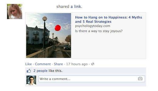 FB little thumbnail for open graph meta tags