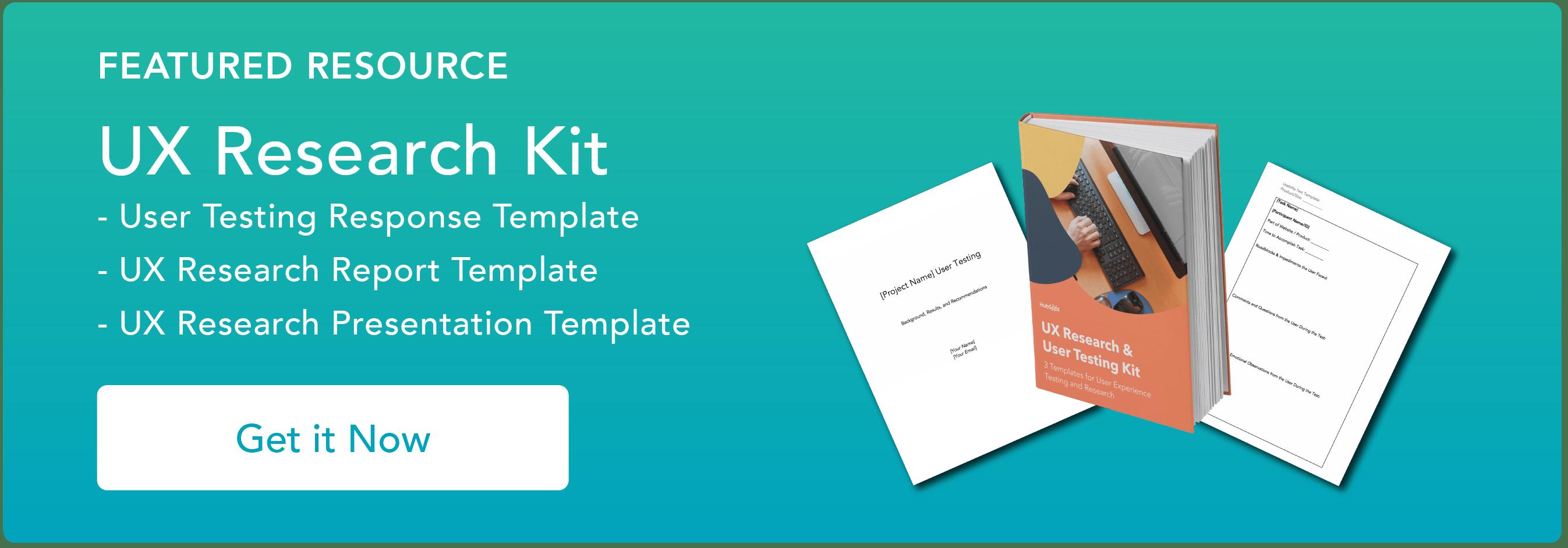 ux templates
